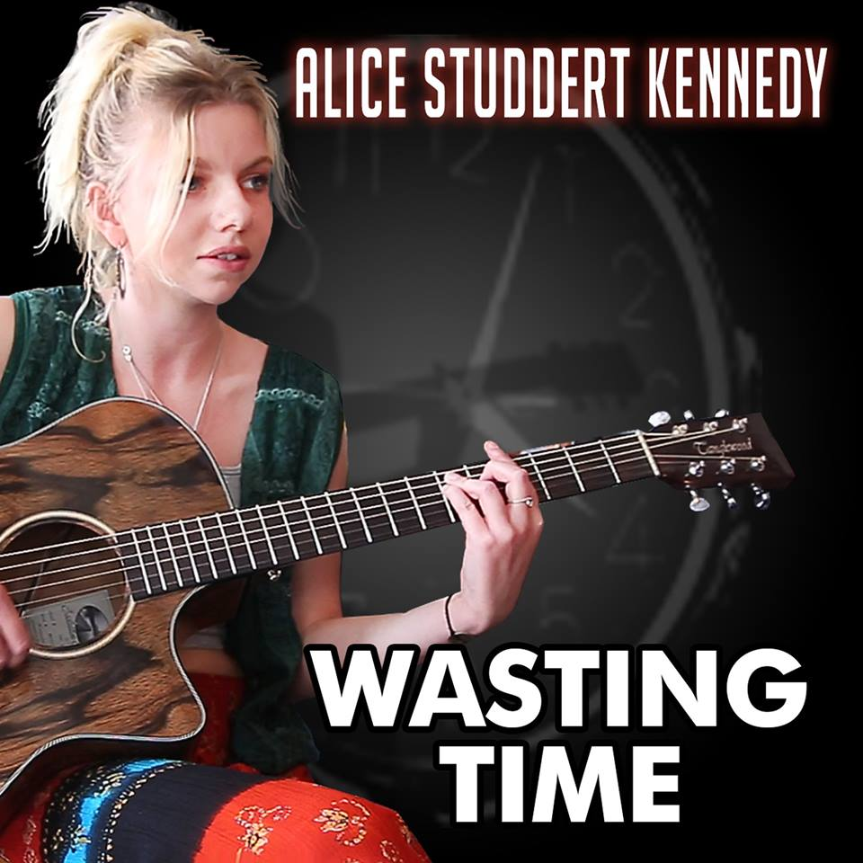 wasting time single cover