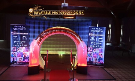 inflatable photobooth image